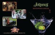 Bar supplies catalog 2012