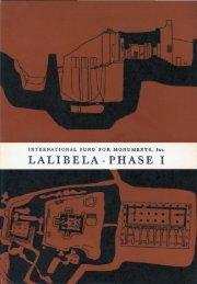 Lalibela, Phase I (pdf) - World Monuments Fund
