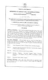 Scanned Document - Ministerio de Agricultura y Desarrollo Rural