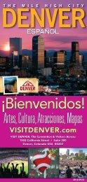 Descargue nuestra Guía de Bienvenida - Denver
