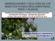 Dr. Hector González Generalidades y Ecología Plagas Aguacate.pdf