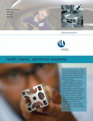 North Liberty...aluminum solutions