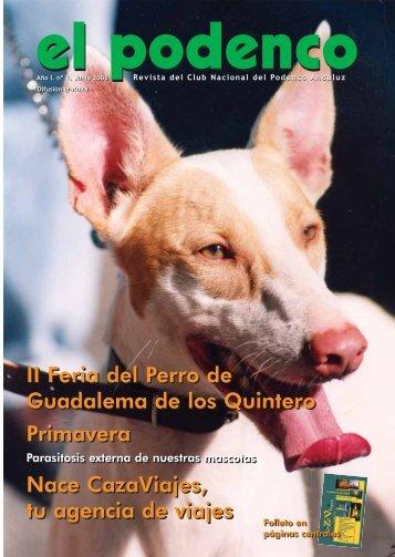 II Feria del Perro de Guadalema de los Quintero Primavera Nace ...