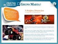 Boletín marzo-abril 2011 - Intranet Grupo Marta