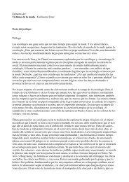Víctimas de la moda - Guillaume Erner Texto del prólogo