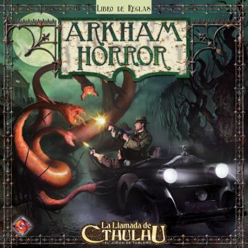 Libro de reglas Arkham Horror [PDF]