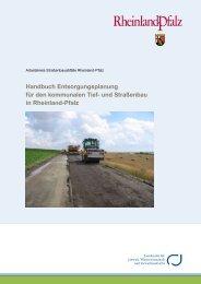 Handbuch Entsorgungsplanung für den kommunalen Tief- und ...