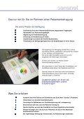 Patientenbefragung - Sananet GmbH - Seite 3