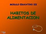 HABITOS DE ALIMENTACION - ehrica