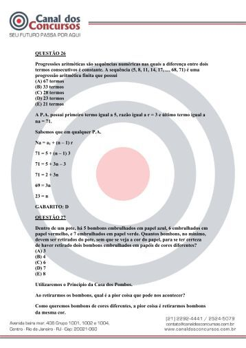 resolução da prova do bndes - nível médio - professor carlos henrique