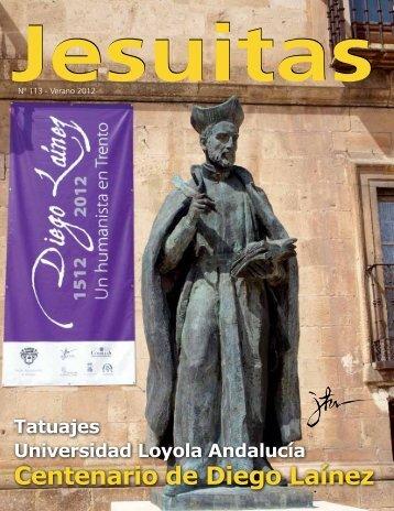 Centenario de Diego Laínez - Jesuitas España