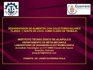 Proyecto deshidratador de Mango - CUDI-Virtual