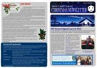 Christmas 2012 - Holy Child School, Killiney