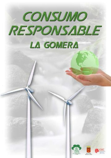 Folleto Consumo Responsable. - Cabildo Insular de La Gomera