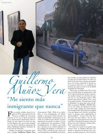 Guillermo Muñoz Vera - Tendencias del Mercado del Arte