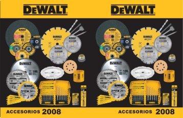 Accesorios DEWALT - Importaciones Vega.com