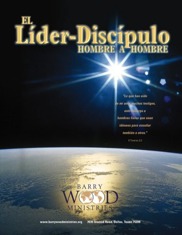 El Manual Líder-Discípulo - Barry Wood Ministries