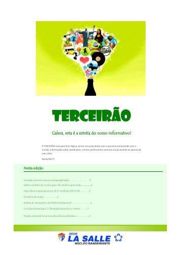 Boletim Informativo - Portal La Salle