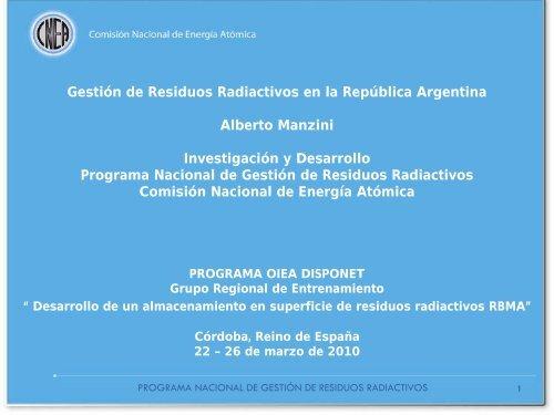 Argentina - IAEA
