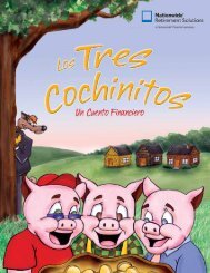Los Tres Cochinitos : Un Cuento Financiero