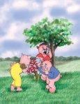 Los Tres Cochinitos : Un Cuento Financiero - Page 4