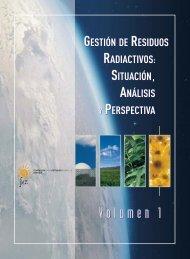 Gestión de residuos radiactivos: situación, análisis y perspectiva