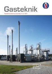 Gasteknik nr. 2, april 2012 [PDF] - Dansk Gas Forening