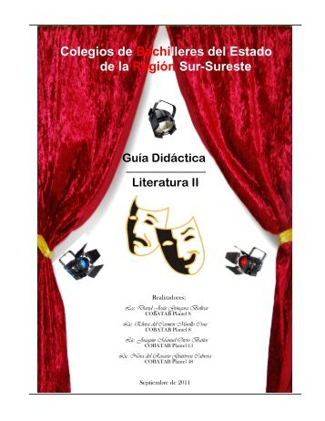 Guía Didáctica - cobach