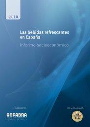 Las bebidas refrescantes en España - Anfabra