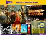 Bebidas Carbonatadas - Industriaalimentaria.org