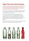 Documento informativo sobre nuestros ingredientes - Coca-Cola - Page 4