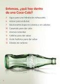 Documento informativo sobre nuestros ingredientes - Coca-Cola - Page 6
