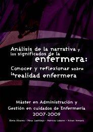 Análisis de la narrativa y los significados de la ... - Equipo Aquo
