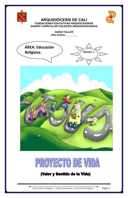 área Educación Religiosa Fundaciones Educativas De La