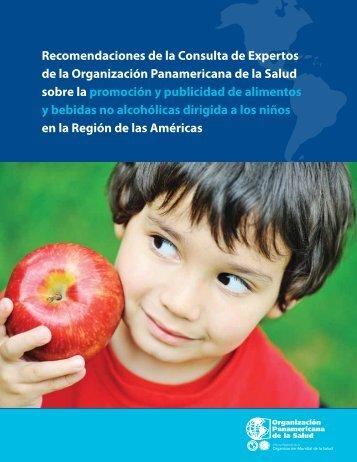 Recomendaciones de la Consulta de Expertos de ... - Jaime Delgado
