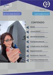 CONTENIDO P M ey - Centro de Negocios PyME