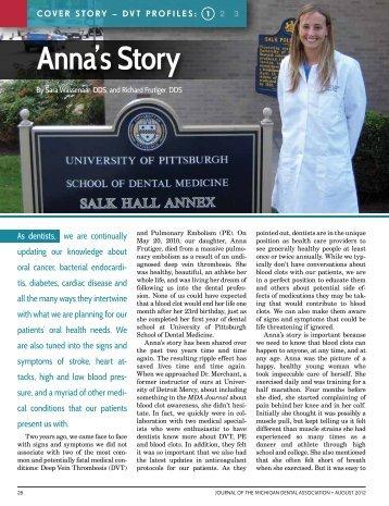 Annas story