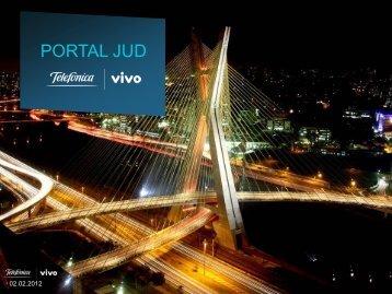 Solicitação de acesso ao Portal Jud para Upload de ofício