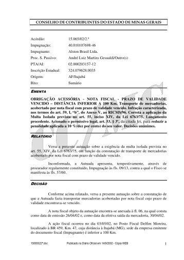Microsoft Word - 15065022\252.doc - Secretaria de Estado de ...