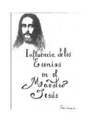 Influencia de los Esenios en el Maestro Jesús - Luz Espiritual