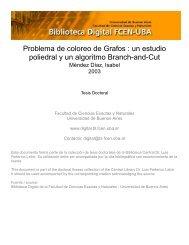 coloreo - Biblioteca Digital FCEN UBA - Universidad de Buenos Aires