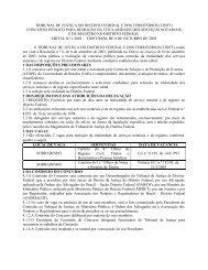 Edital nº 1/2003 - TJDFT