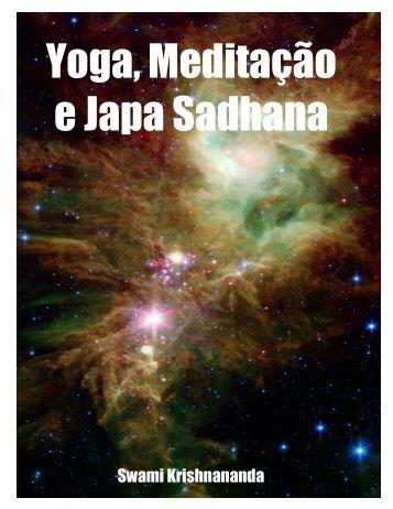 Yoga, Meditação e Japa Sadhana - SivanandaBrasil.com.br