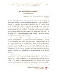 Arte: ¿sinónimo o antónimo de plagio? Ricardo Morales Kuhn El ...