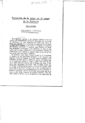 Act d ren - Asociación Española de Pediatría
