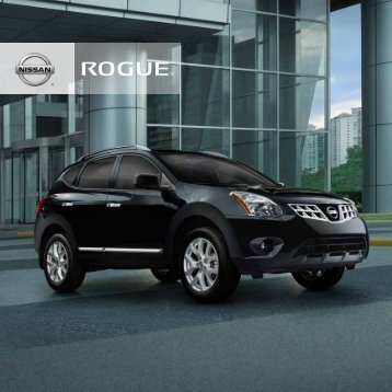 rogue - Nissan META