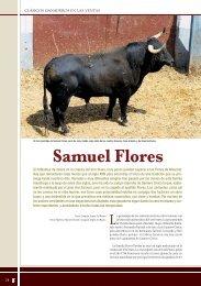 Clásicos ganaderos en Las Ventas: Samuel Flores
