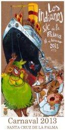 Descargar programa Carnaval 2013 en PDF. - La Revista de La ...