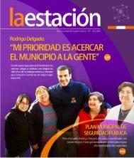 Revista N° 1 - Municipalidad de Estación Central