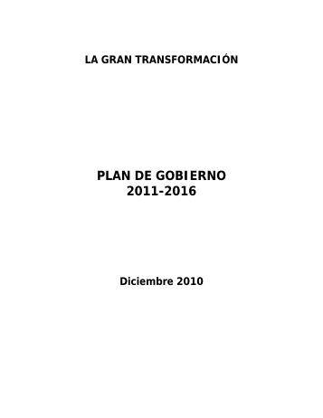 LA GRAN TRANSFORMACIÓN - Elcomercio